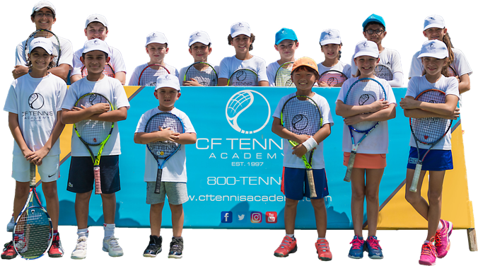 about cf tennis