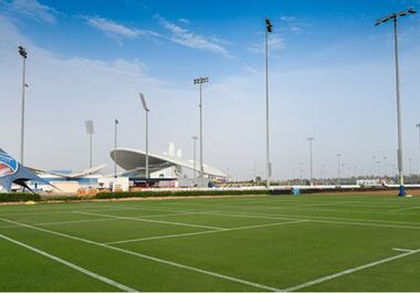 Abu Dhabi Cricket Club